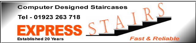 Wooden Staircase Manufacturers - Pine, Oak Staicase Builders Using CAD Staircase Technology