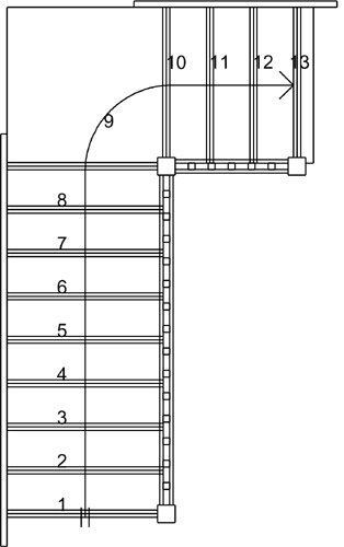 sweet home 3d forum view thread 2d stairs. Black Bedroom Furniture Sets. Home Design Ideas